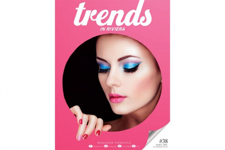 Trends in Riviera #38 Mars Avril