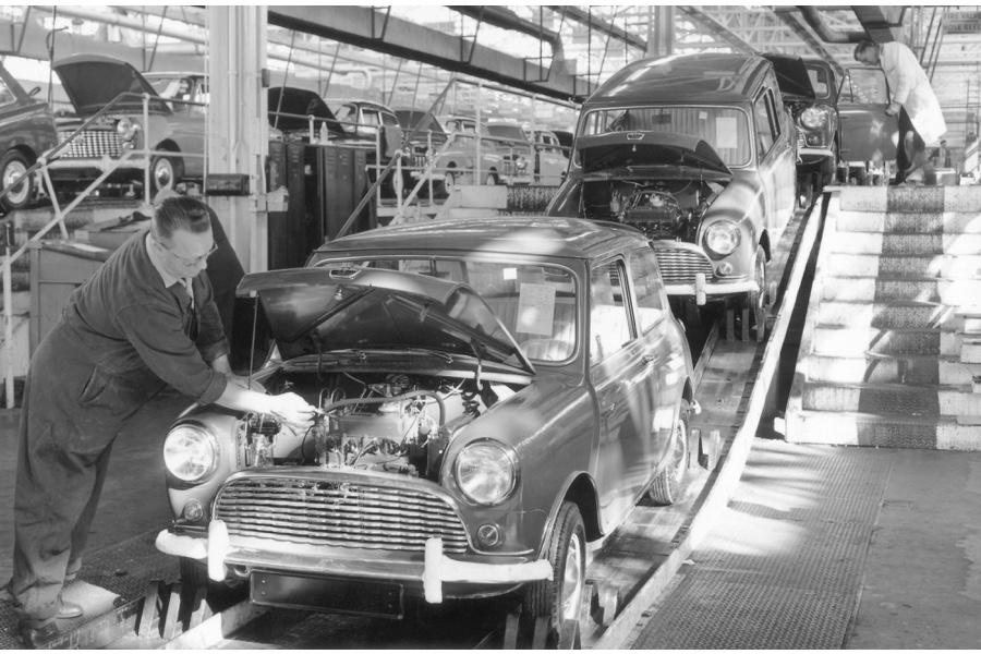 tendance automobile Mini Saga sucess story