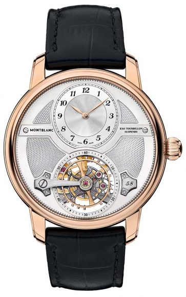 Montblanc Star Legacy Suspended Exo Tourbillon Limited Edition 58.