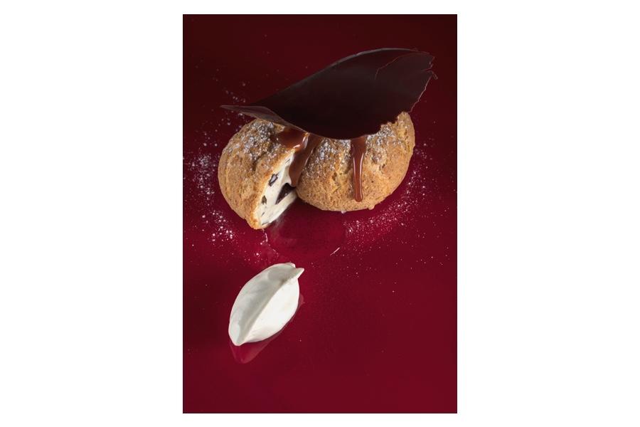 Tendance Gastronomie Sebastien Vauxion porte les desserts jusqu'au étoile