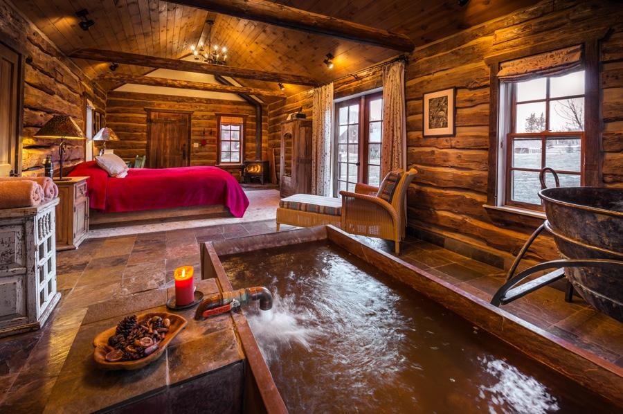 Escapade une pause au bout du monde Dunton Hot Springs