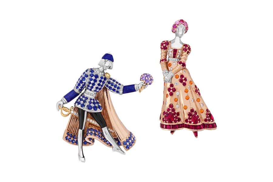 Haute joaillerie Romeo et Juliet de Van Cleef et Arpels