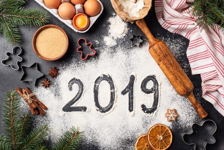 Ce que l'on va trouver dans nos assiettes en 2019 !