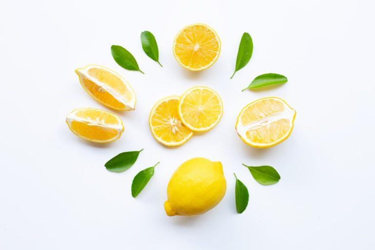 Le citron, agrume phare de la saison