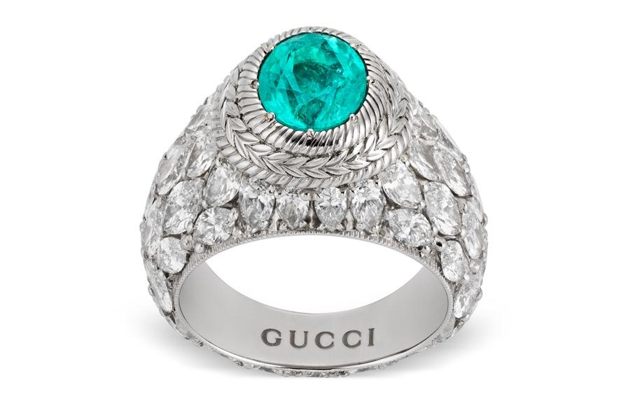 Haute joaillerie Gucci Hortus Deliciarum
