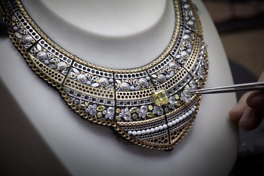 Haute joaillerie Le Paris Russe de Chanel