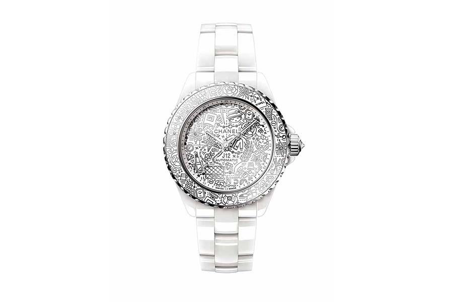 tendance horlogerie Chanel