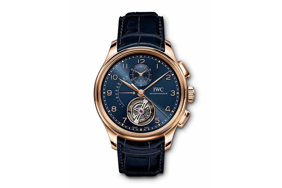 tendance horlogerie IWC