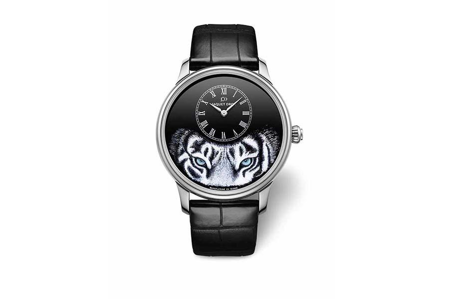 tendance horlogerie Jacquet Droz