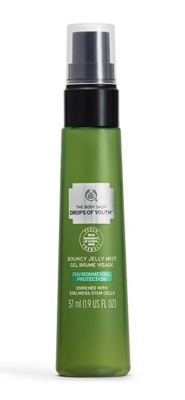 The Body Shop Gel Brume Visage Drops of Youth