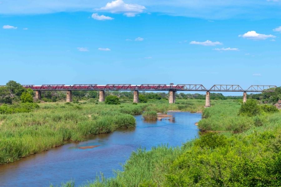 kruger Shalati voyage Afrique du sud