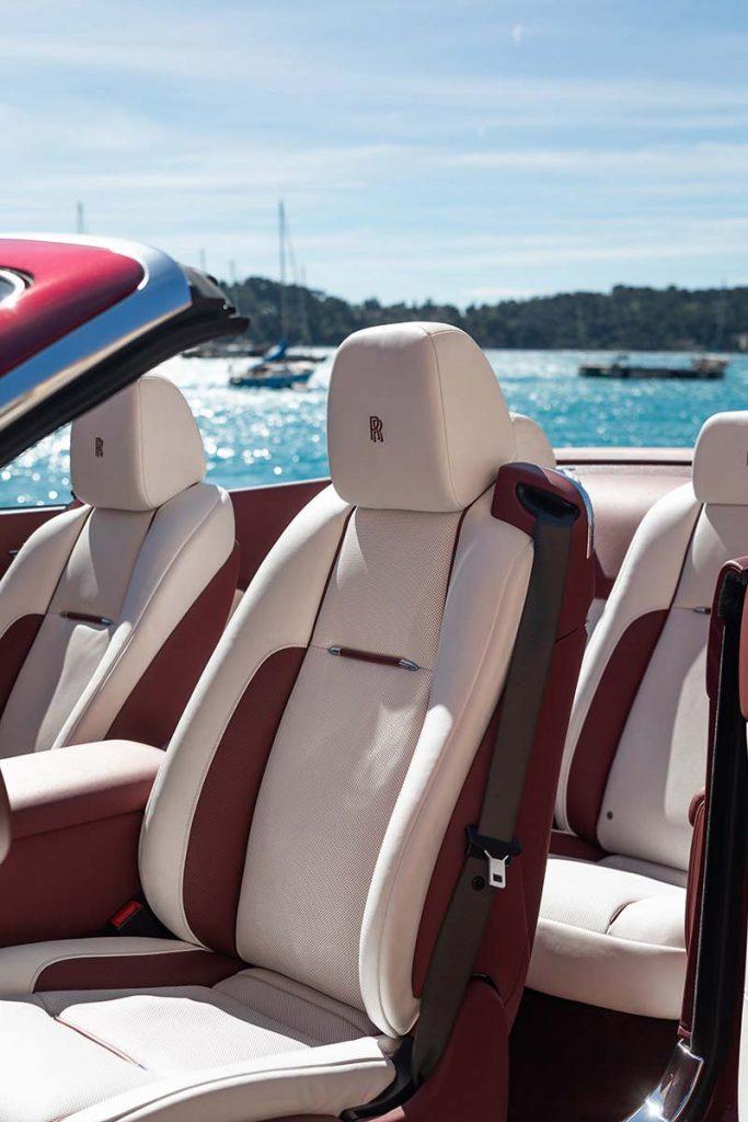 Automobile Luxe Rolls Royce Dawn Monaco
