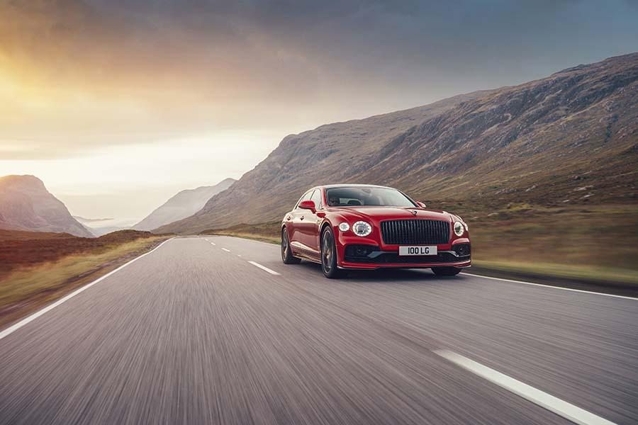 Bentley Flying Spur V8-5