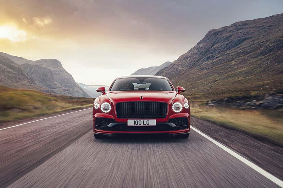 Bentley Flying Spur V8-3