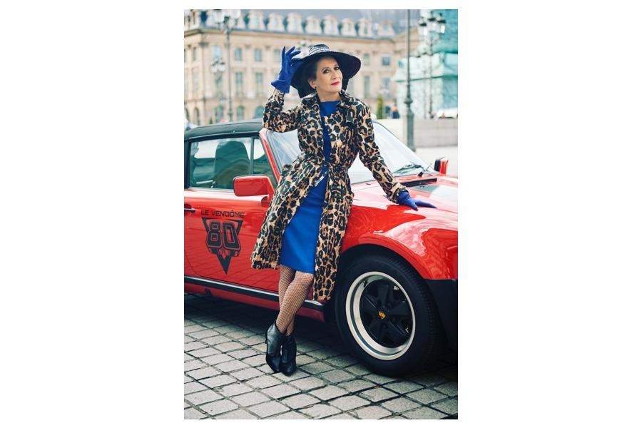 Automobile Vendôme Hommage aux années 80