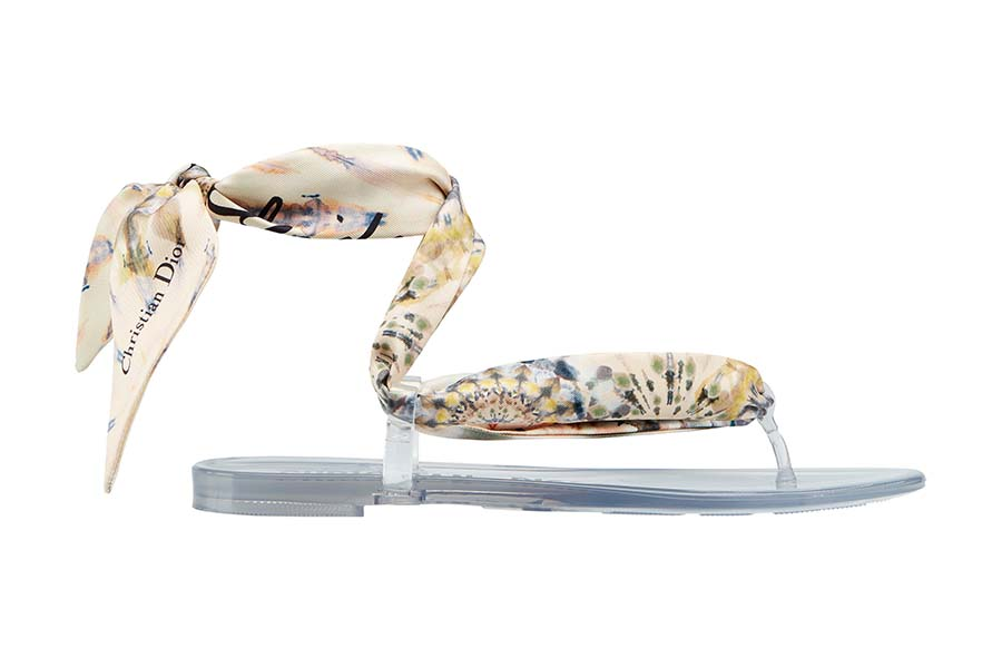 Dior Sandales «KaleiDiorscopic»
