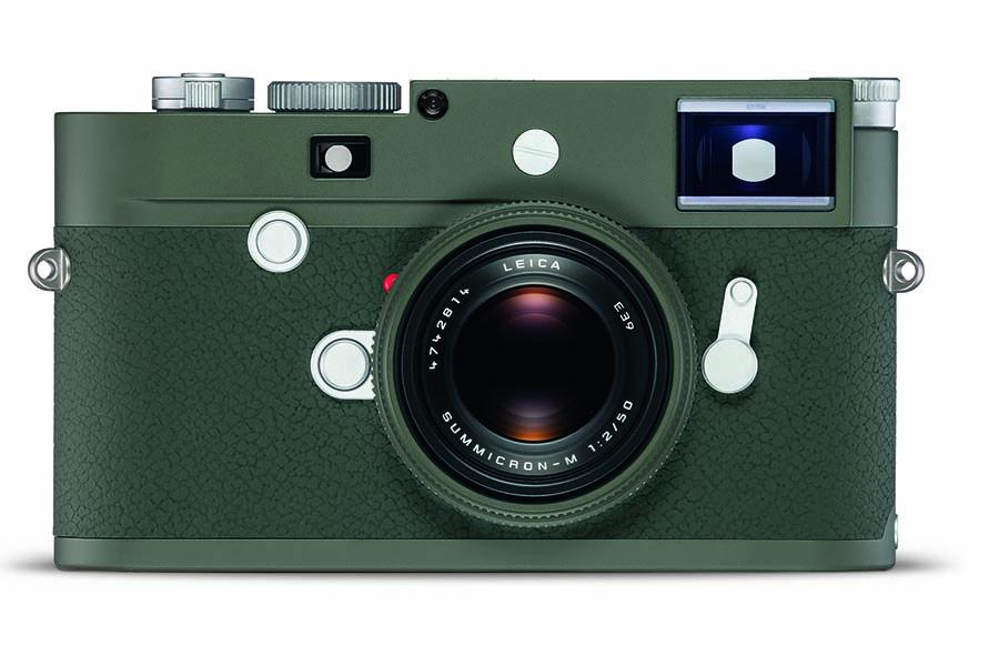 Appareil Photo Numérique Leica M10-P Edition Safari.