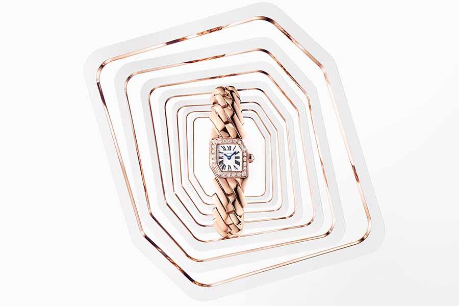 tendance horlogerie Cartier