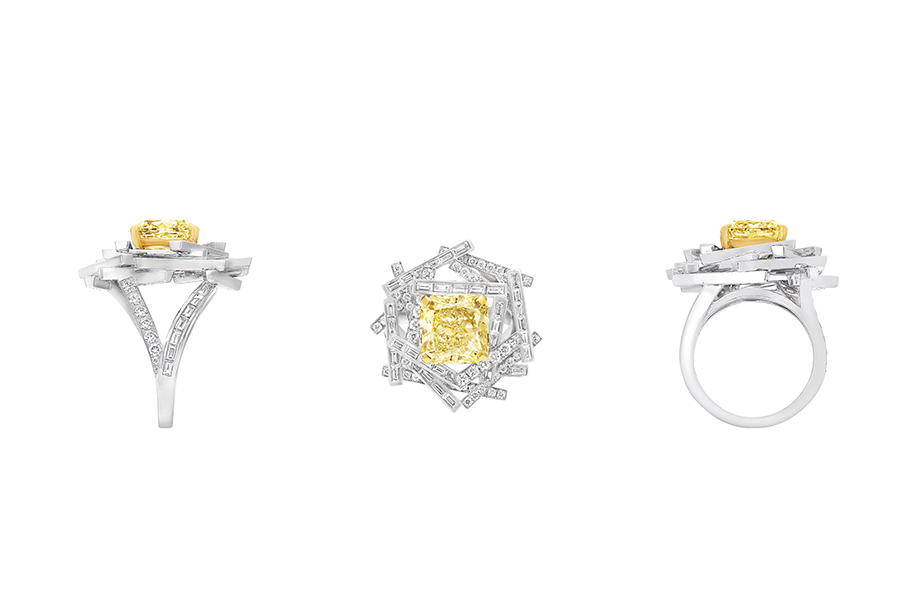TRends in Riviera 61 - Joaillerie - Graff collection