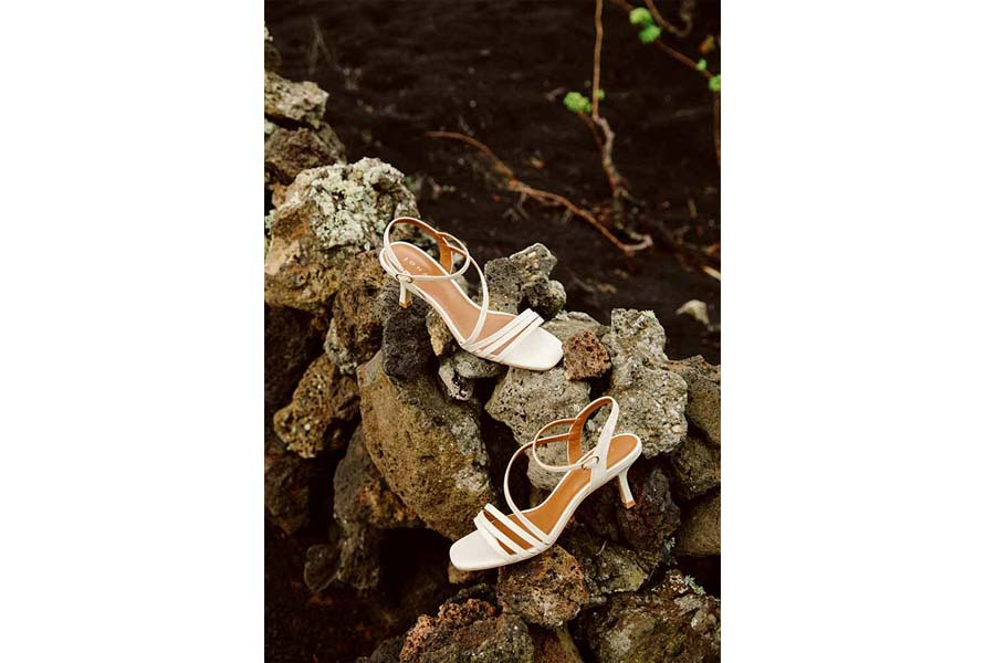 Tendance Mode - Chaussures blanches 04