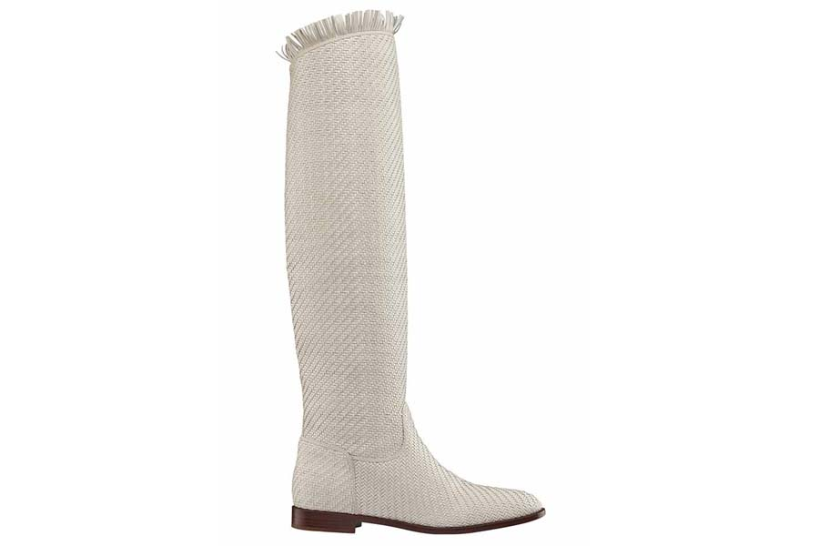 Tendance Mode - Chaussures blanches 02