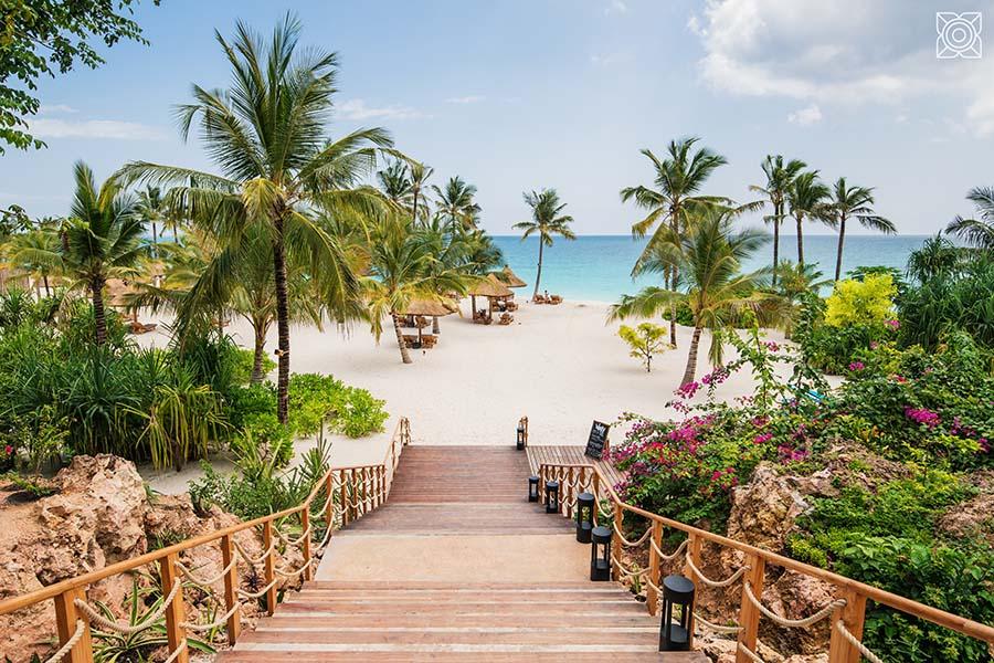 Tendance Escapade - Zanzibar zuri beach 05