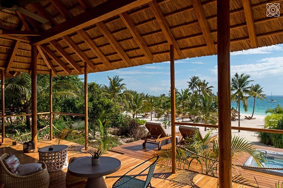 Tendance Escapade - Zanzibar ocean suite