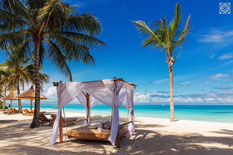 Tendance Escapade - Zanzibar plage privée