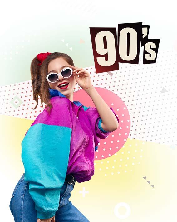 Mode : le grand retour des années 90