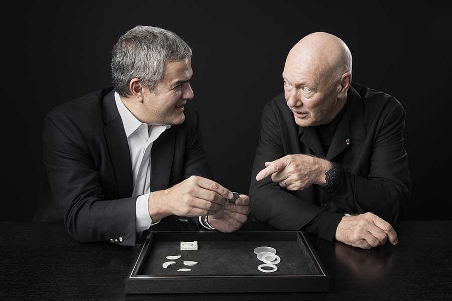 Hublot 40 ans d'innovation horlogère