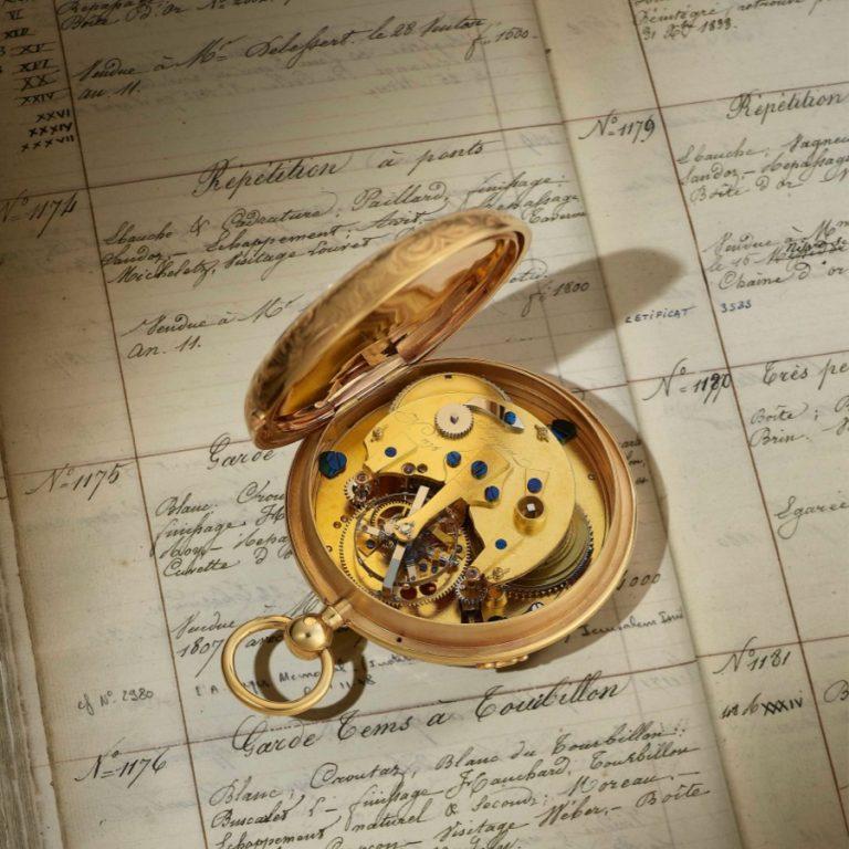 Horlogerie – Le tourbillon de la vie