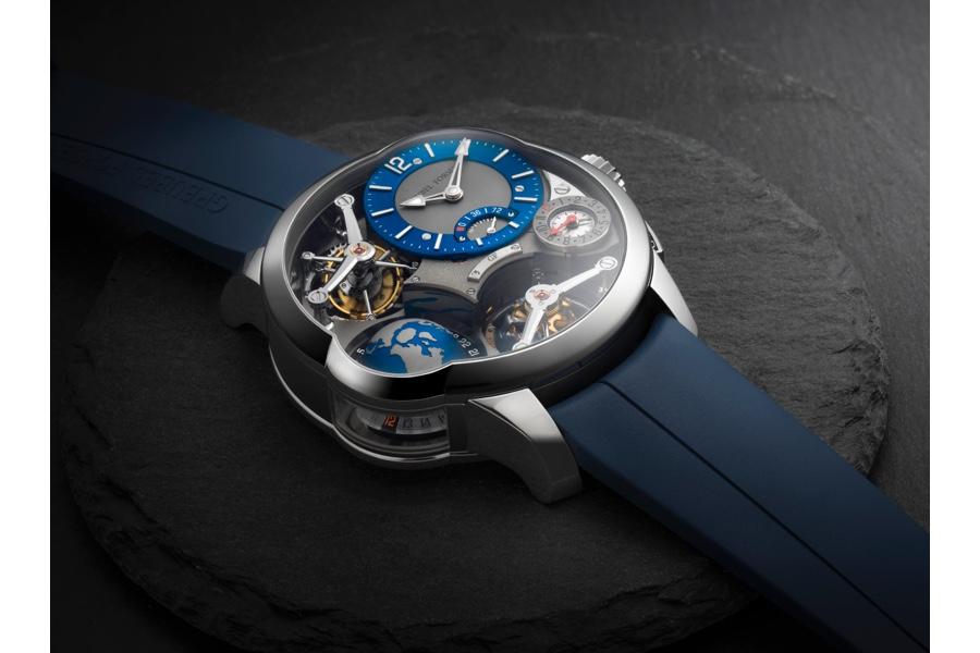 Haute Horlogerie Luxe Tourbillon