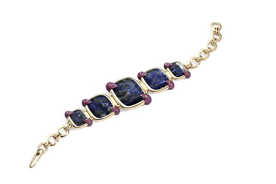 Pomellato Bracelet Denim Lapis Lazuli