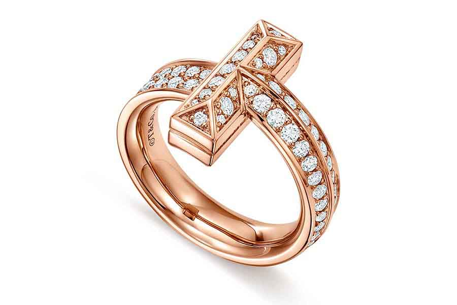 Tiffany & Co BagueTiffany T1