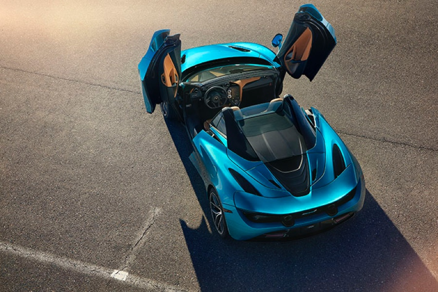 Automobile McLaren 720S