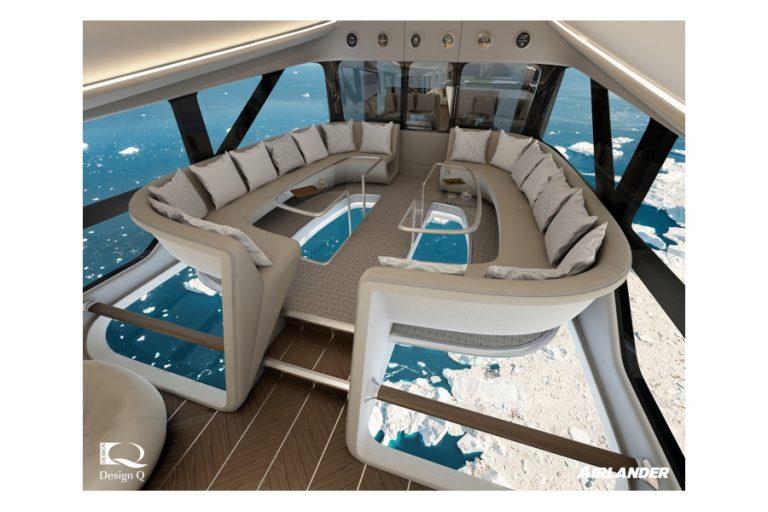 Airlander 10, Voyage dans le temps