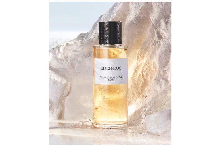 Fragrance Eden-Roc par Dior