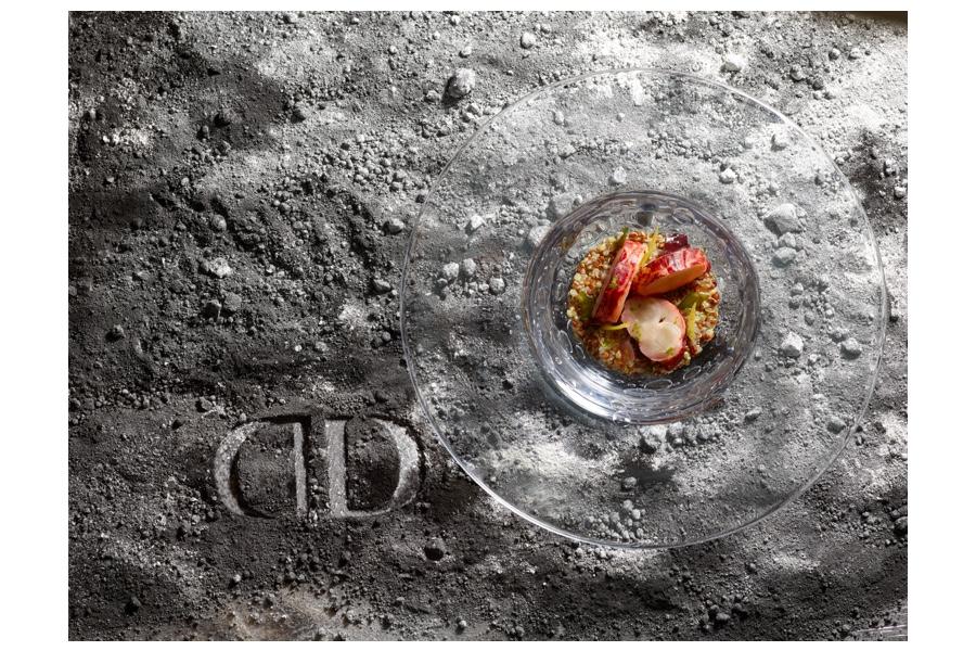 En bref les plats ducasse dans l'espace