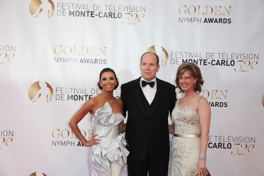 Saga 60ème festival de la télévision de Monte-Carlo