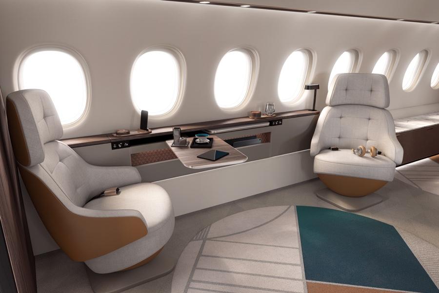 Aviation Dassault aviation lance le Falcon 10X