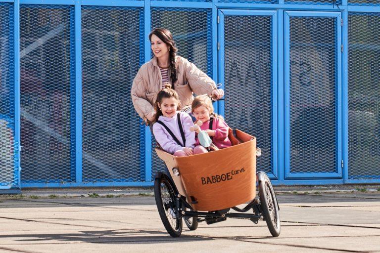 Le vélo cargo pour tous