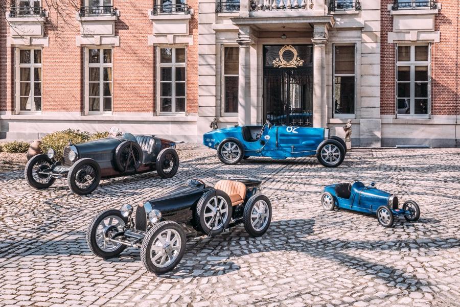 Automobile Bugatti Chiron by Hermes