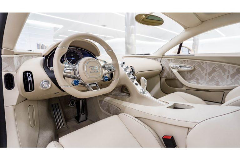 Bugatti Chiron By Hermes