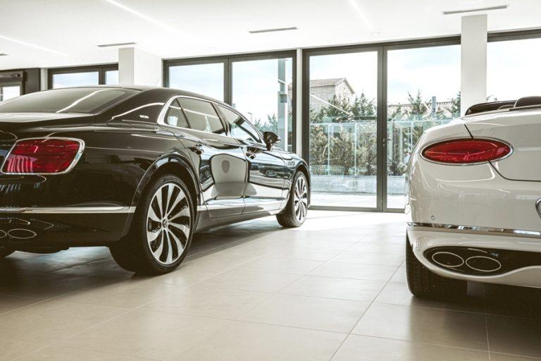 Bentley dévoile sa nouvelle concession à Mougins