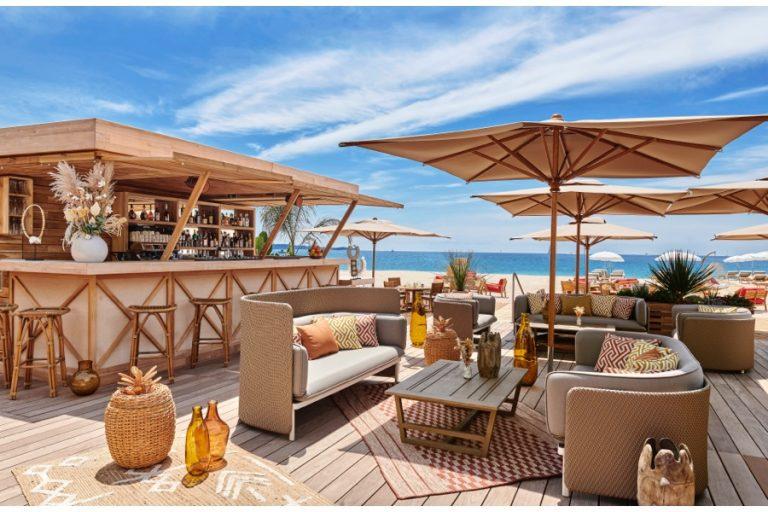 Destination Cannes à L'Hôtel Barrière Gray d'Albion