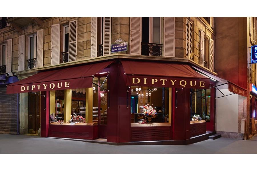 Saga Les 50 ans de la maison Diptyque