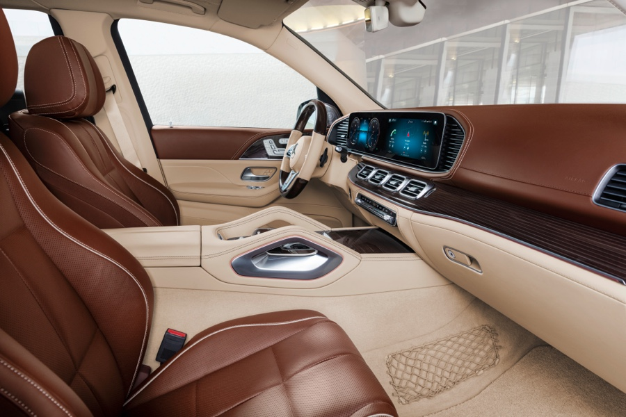 Automobile Mercedes Maybach