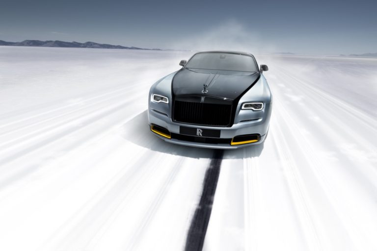 Rolls-Royce Landspeed Wraith et Dawn Black Badge
