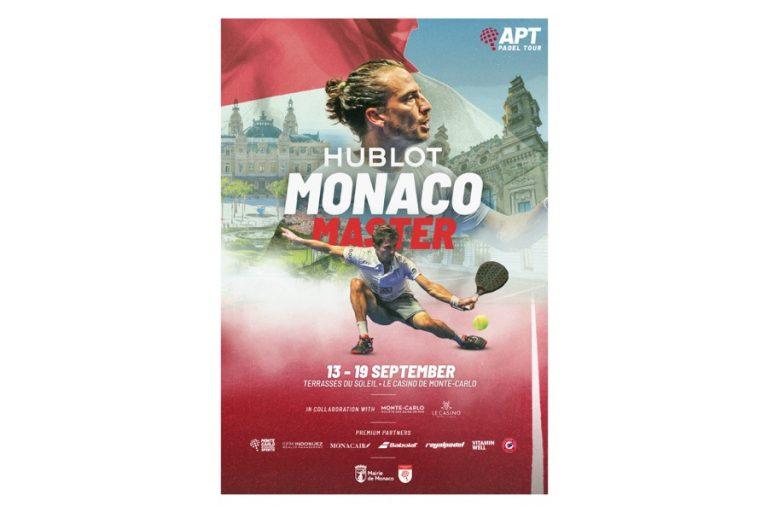 L'APT Hublot Monaco Master : le tournoi ouvre ses portes