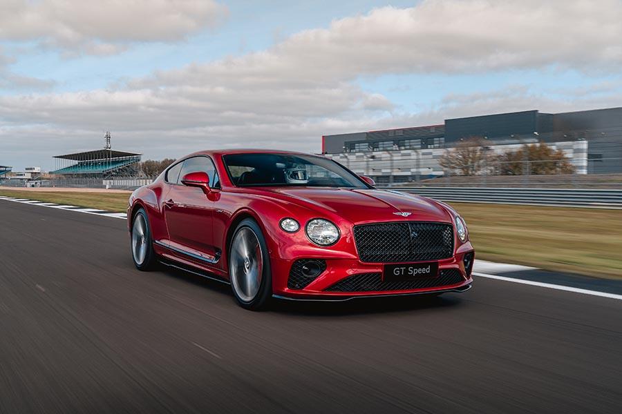 Continental GT Speed -1